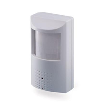 Cámara oculta con sensor de alarma