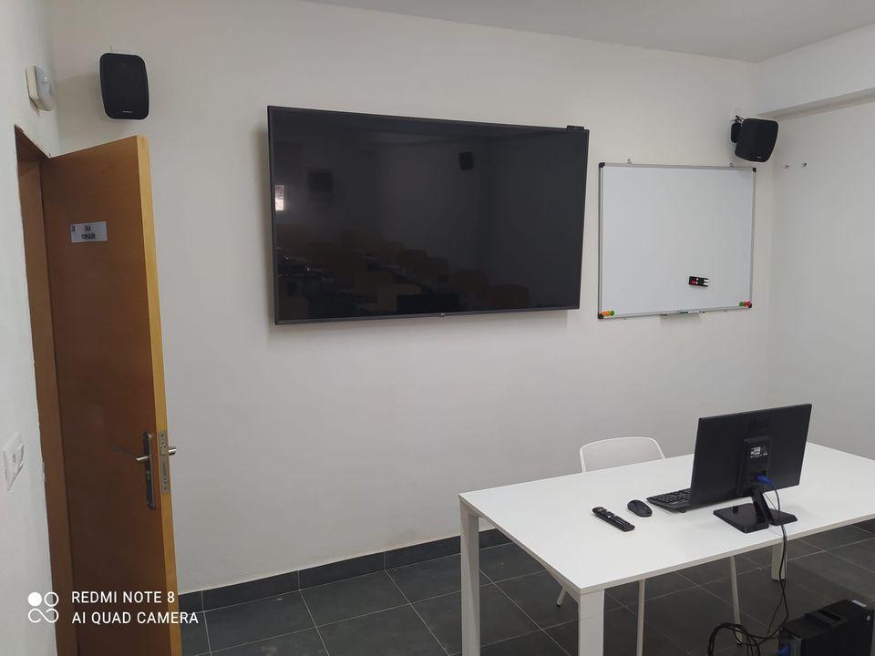 Instalación Aula multimedia 2