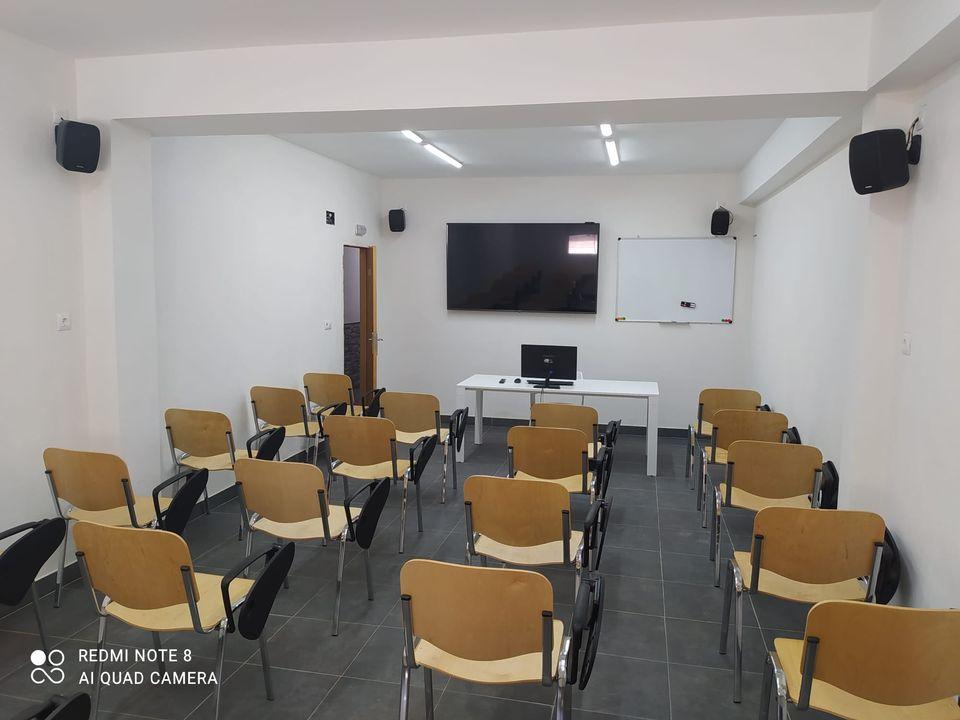 Instalación Aula multimedia 3