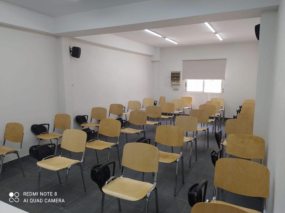 Instalación Aula multimedia 4